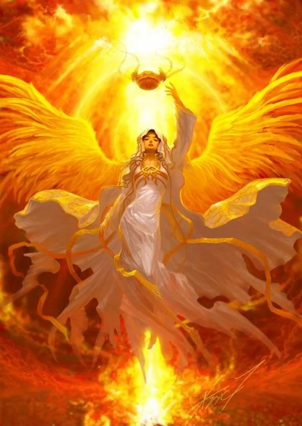 Goddess-Golden